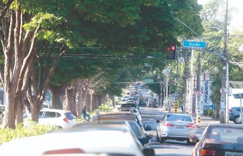 Avenida Nove de Julho (foto: Matheus Urenha / A Cidade) - Foto: Matheus Urenha / A Cidade