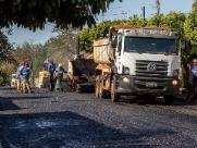 Para cumprir promessa, Nogueira precisa recapear 27 km de vias por mês