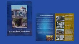 Projeto Visite a Câmara é realizado à distância com o Centro Educacional SESI