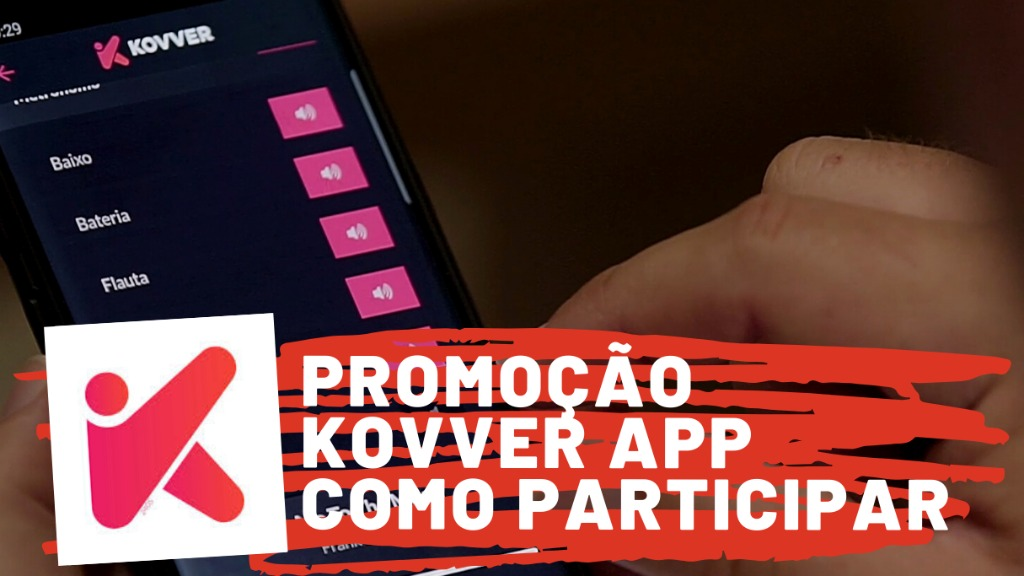 KovverApp - Foto: Divulgação