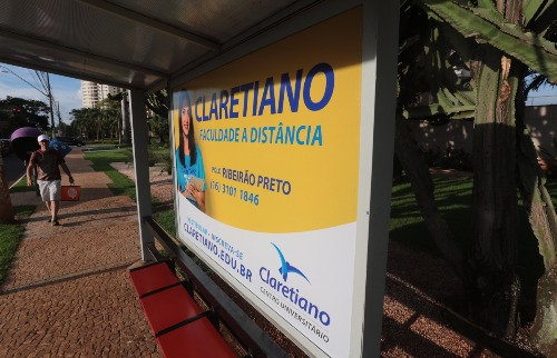 Matheus Urenha / A Cidade - Publicidade em ponto de ônibus é alvo de investigação por CPI  na Câmara de Ribeirão Preto
