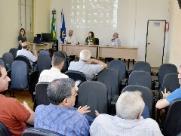 Prefeitura apresenta proposta para mobilidade urbana a vereadores