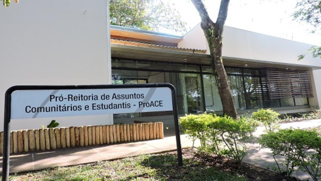 Pró-Reitoria de Assuntos Comunitários e Estudantis (ProACE) da UFSCar. Foto: Divulgação/UFSCar - Foto: ACidade ON - São Carlos