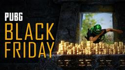PUBG anuncia descontos de até 75% durante a Black Friday