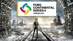 PUBG: PCS4 das Américas chega à Fase de Grupos