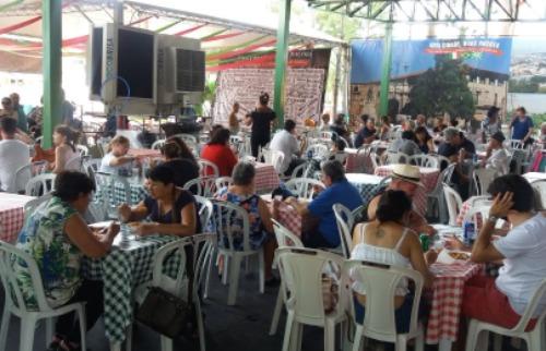 Divulgação - Público lota Festa do Figo