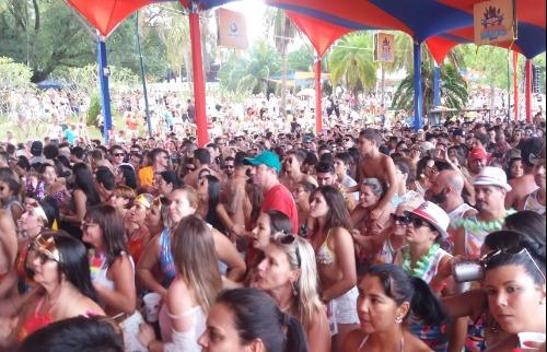 ACidade ON - Araraquara - Público lotou as dependências do Clube Náutico (Willian Oliveira/ACidadeON/Araraquara)
