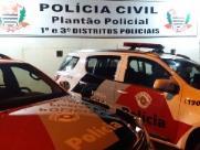 Entregador é assaltado na Avenida Bento de Abreu