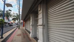 Por causa da crise, comerciantes pedem renegociação de aluguéis