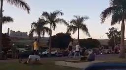 VÍDEO: Desrespeito ao toque de recollher na zona Sul de Ribeirão