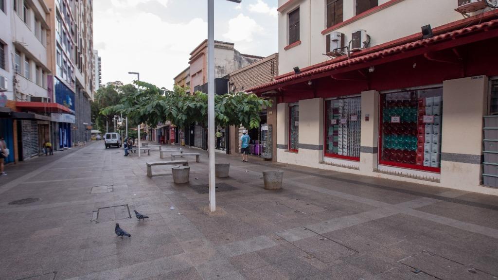 Região de Ribeirão Preto permanece na fase vermelha da quarentena (Foto: Weber Sian/ACidadeON) - Foto: Weber Sian / A Cidade