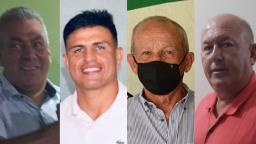 Quatro pré-candidatos devem disputar a Prefeitura de Gavião