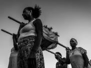Um ensaio sobre o cotidiano das mulheres do Quilombo Kaonge