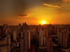 Quinta-feira quente na região de Campinas - Foto: Código 19