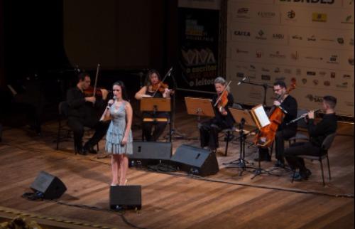 ACidade ON - Araraquara - Quinteto Bachiana é uma das atrações desta sexta-feira da Semana Luís Antônio