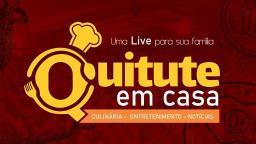 Festa do Quitute terá lives de shows e delivery gastronômico