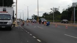 Ipem realiza verificação em dois radares em Araraquara
