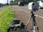 Confira a localização dos radares móveis nesta segunda-feira (19)