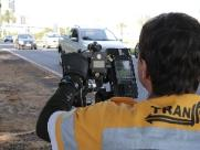 Confira onde estão os radares móveis nesta terça-feira (12/11)