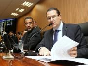 Presidente da Câmara declara apoio a Marcos Bernardelli