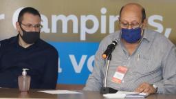 Solidariedade faz convenção e define apoio a Rafa Zimbaldi