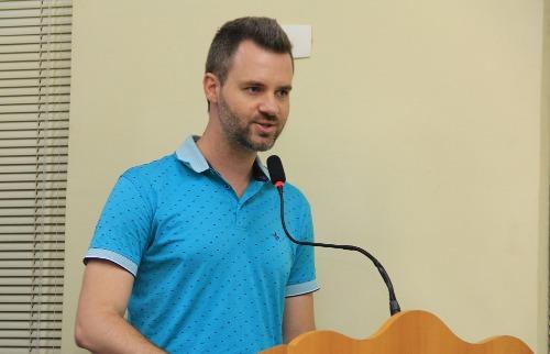 ACidade ON - Araraquara - Rafael de Angeli, do PSDB, criou o projeto que não foi bem aceito por taxistas e colegas de Câmara (Divulgação/Câmara Municipal)