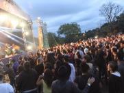 Raimundos mostra som pesado na Virada Cultural em Araraquara