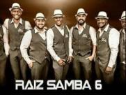 Raiz Samba 6 se apresenta neste sábado (23) em bar de Ribeirão
