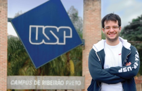 Arquivo pessoal - O administrador Raulo Ferraz criou a startup Hippo Drs