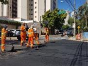 Saiba quais ruas serão recapeadas nesta quarta-feira (14)