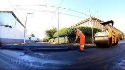 Prefeitura quer empréstimo de R$ 30 mi para obras de recapeamento