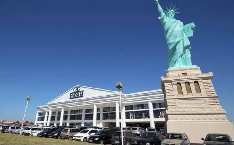 c0a5c7476 Havan analisa possibilidade de instalar loja em Botucatu .