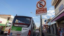 Prefeitura autoriza suplementação de ônibus a partir de segunda