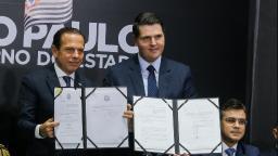 Governo sanciona reforma da Previdência de São Paulo