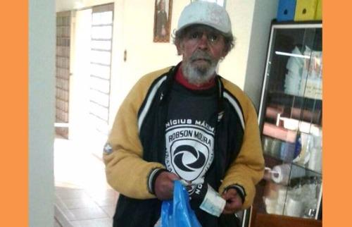ACidade ON - Araraquara - Reino sofre com o Alzheimer e sumiu na sexta-feira passada