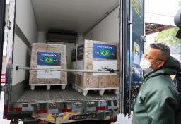Butantan entrega mais 2 milhões de doses da vacina do Butantan