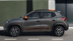 Kwid ganha versão 100% elétrica com autonomia de 225 km