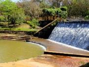 Desassoreamento do Ribeirão retira 13 mil m3 de sedimentos da barragem