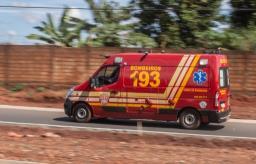 Caminhoneiro morre após acidente na rodovia Cunha Bueno