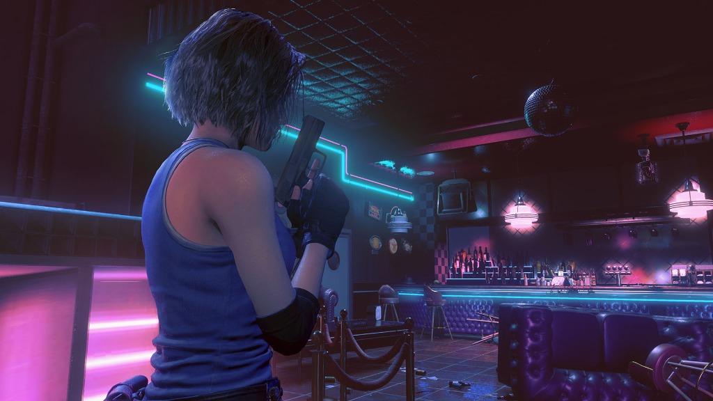 Resident Evil 3 - Foto: Divulgação