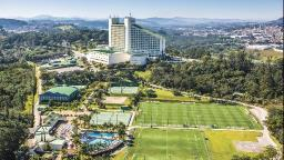 Resort na região de Campinas recebe prêmio internacional. Hospede-se lá e avalie também