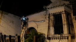 Idoso morre após incêndio em casa paroquial, em Campinas