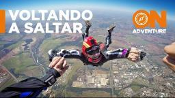 Retomada dos esportes radicais: Confira como deve ser realizado o retorno ao paraquedismo.