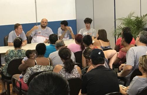 Divulgação - Reunião aconteceu na manhã deste sábado (Foto:Divulgação)