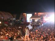 Público de festival sertanejo denuncia casos de roubos e furtos em Ribeirão