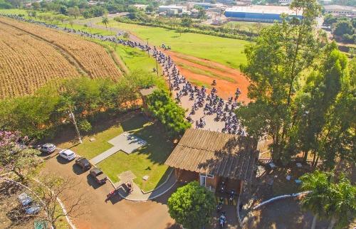 Divulgação - Em 2016, cerca de 20 mil pessoas passaram pelos 3 dias do festival