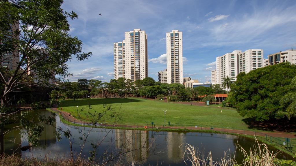 Ribeirão Preto sobe em ranking Verde Azul (Foto: Weber Sian / ACidade ON) - Foto: ACidade ON - Ribeirão Preto