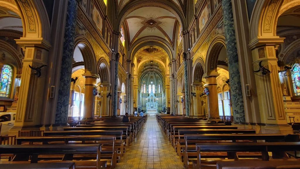 Desde o dia 19 de março, celebração de missas com público estão suspensas em Ribeirão Preto (Foto: ACidade ON) - Foto: divulgação