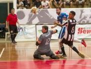 Ribeirão Preto é punida na estreia da 34ª Taça EPTV de Futsal