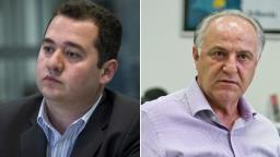 Gandini e Ricardo deixam mais de 100 mil votos em aberto